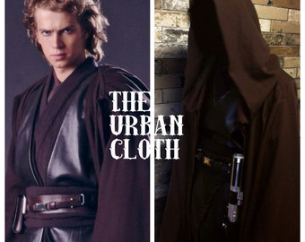 DELUXE Full Anakin Skywalker Costume STAR WARS Force Awakens Replica Luke