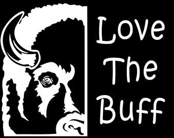 Love the Buff T-shirt