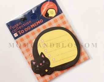 Cat Sticky Notes, Memo Pad