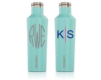 Personalized Camelbak Eddy Water Bottle 75l Aqua By Dawlens