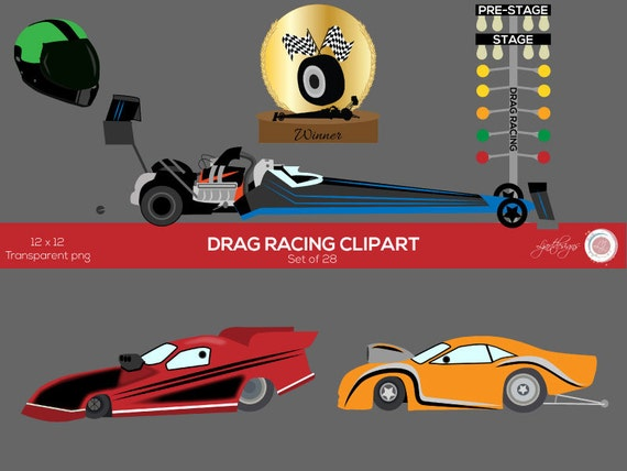 Car Clipart Drag Racing Clip Art Race Cars Kid's