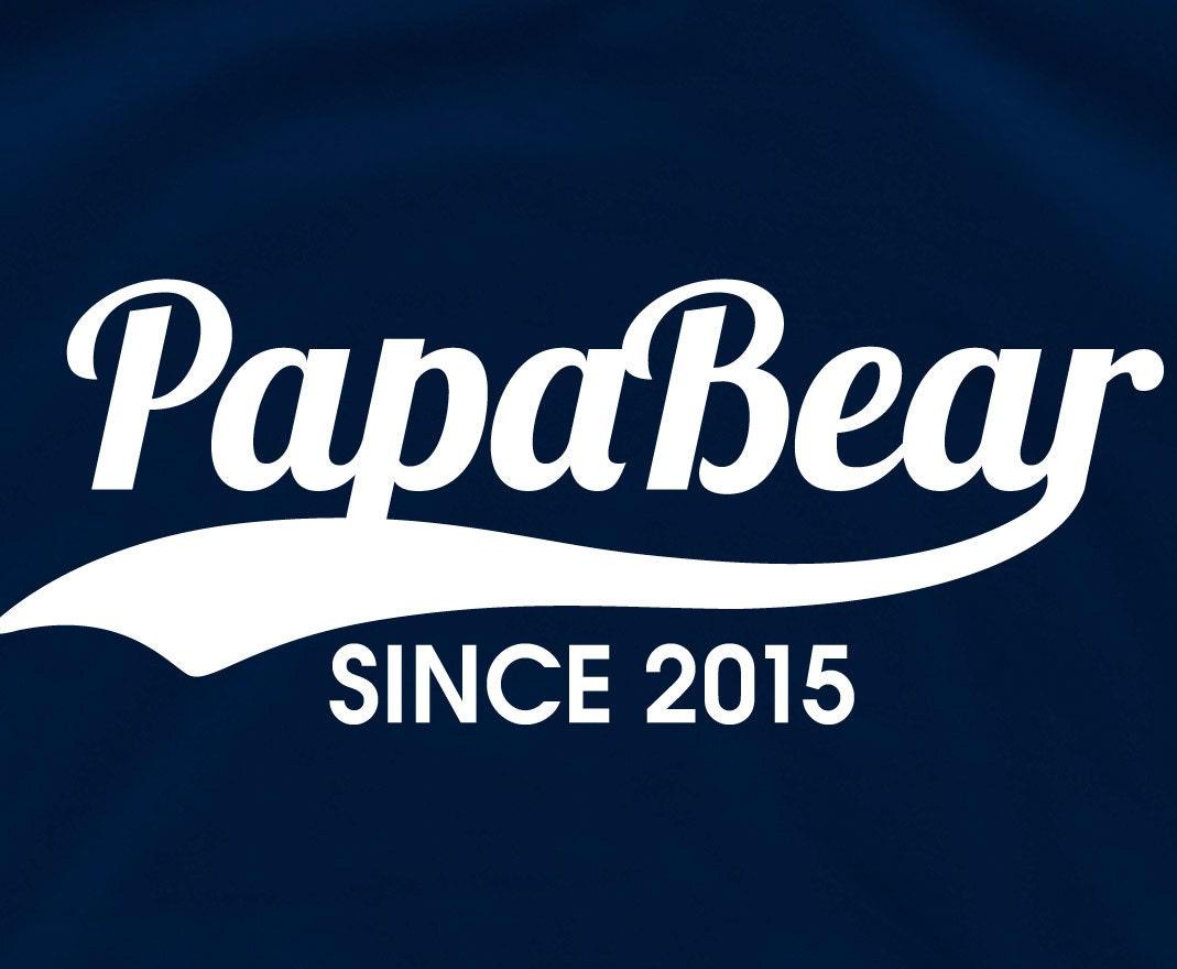 papa bear shirt papa t shirt christmas gift papa signs