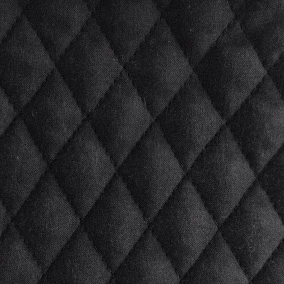 One Half Yard Of Double Sided Pre Quilted Fabric Material