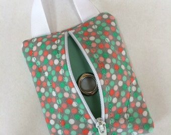 Dog Poop Bag Holder - Dog Treat Bag - Dog Poo Bag Holder - Attachable Leash Bag
