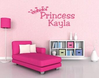 Princess - with custom name