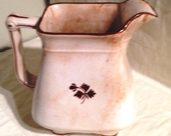 Anthony Shaw pitcher from 1800's