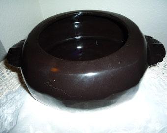 Frankoma Bean Pot 5V