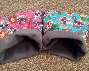 Snuggle sack pocket pouch cosy bed bag Guinea pig,Pygmy,Hedgehog,Rat,Dragon,Pet.