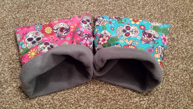Snuggle Sack Pocket Pouch Cosy Bed Bag Hamstergerbildwarf