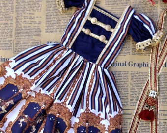 Hobbyhorse hh17 bjd dress for SD size