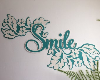 Smile Embellishment Kit