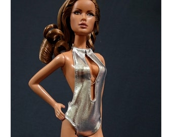 Barbie doll bikini swimsuit, swimwear, clothes - No.00214