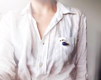 Kookaburra pin / brooch