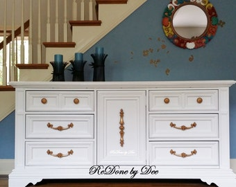 Customize a Credenza, Media Console, Sideboard, Dresser, Changing Table....Sold