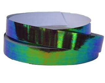 Black Pearl Opalescent Transparent Tape