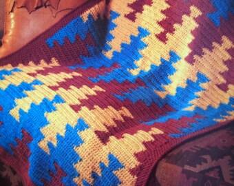 Vanna's Afghans A To Z 52 Crochet Favorites Paperback Crochet Pattern Book 1994