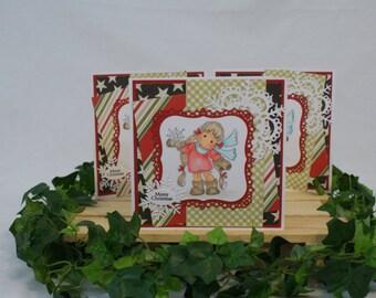 Merry Christmas #2 Greeting Card