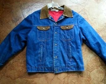 Key Imperial Denim Jacket Vintage
