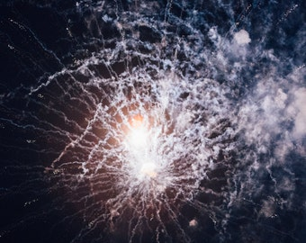 Abstract & Surreal Fireworks #22