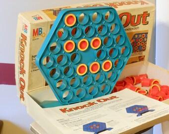 Milton Bradley Knock Out Game (1978)