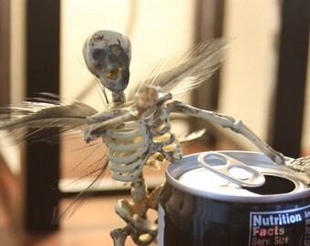 Dead Skeleton Fairy Halloween Decoration