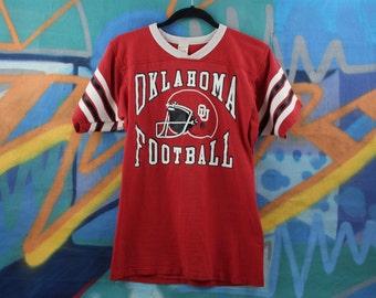 University of Oklahoma SOONERS jersey shirt / tee / tshirt
