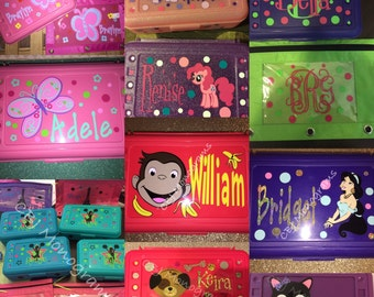 Pencil Box-personalized your way