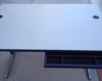 Herman Miller Desk with Drawer
