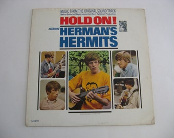 Herman's Hermits - Hold On - Original Motion Picture Soundtrack  - 1966