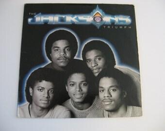 Michael Jackson & Jackson 5 - Triumph - 1980