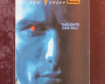 Scanners II vintage 90's horror/sci-fi vhs movie for sale!!!