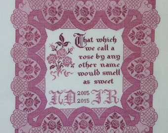 By Any Other Name PDF Chart by Northern Expressions Needlework