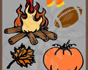 Fall SVG Football Pumpkin Fire Pit Flames Camping Life Camper 2017 Game Candy Corn Leaf Tree Halloween Mom Thanksgiving Vinyl Cricut Decal.