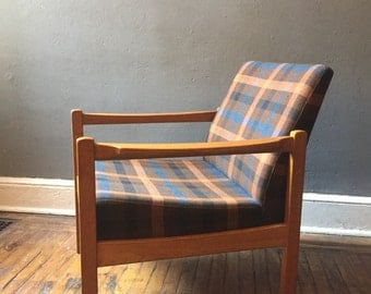 Mid century modern lounge chair danish modern lounge chair mid century modern chair