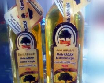 Novelty set Argan oil 200 ml. + Argan soap