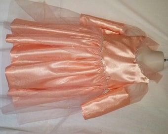 Little Girl Glinda costume