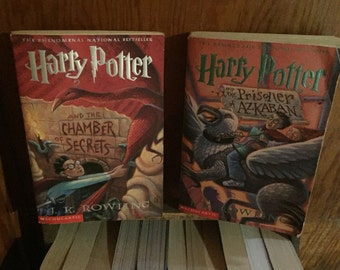 Harry Potter and the Chamber of Secrets by J.K. Rowling (Paperback)