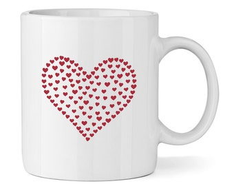 Heart Of Hearts 11oz Mug Cup