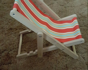 Doll Beach Chair