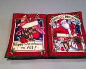 NEW Cloth book - A Night Before Christmas