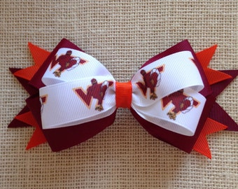 Virginia Tech Hokies Bow