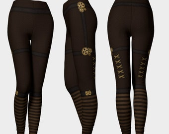 Steam Punk Leggings