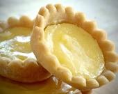 Lemon Cookie Tart