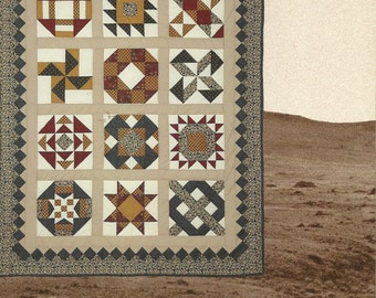 Quilt in a Day:  Pioneer Sampler