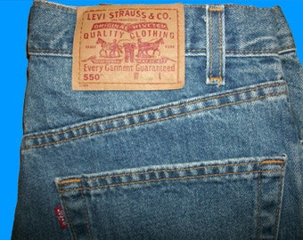 Levis 550 Relaxed Fit Shorts