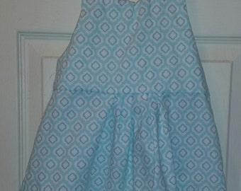 halter dress size 3t