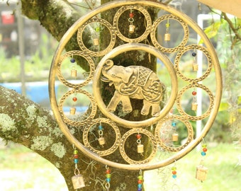 Elephant Bell Wind Chime