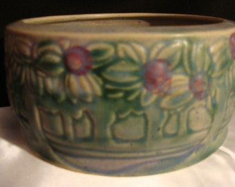 1920's Roseville Forest or Vista Bowl #349-6
