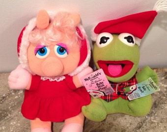 Muppet Christmas Lot