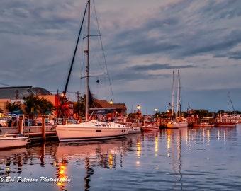 Sunset in Annapolis 3